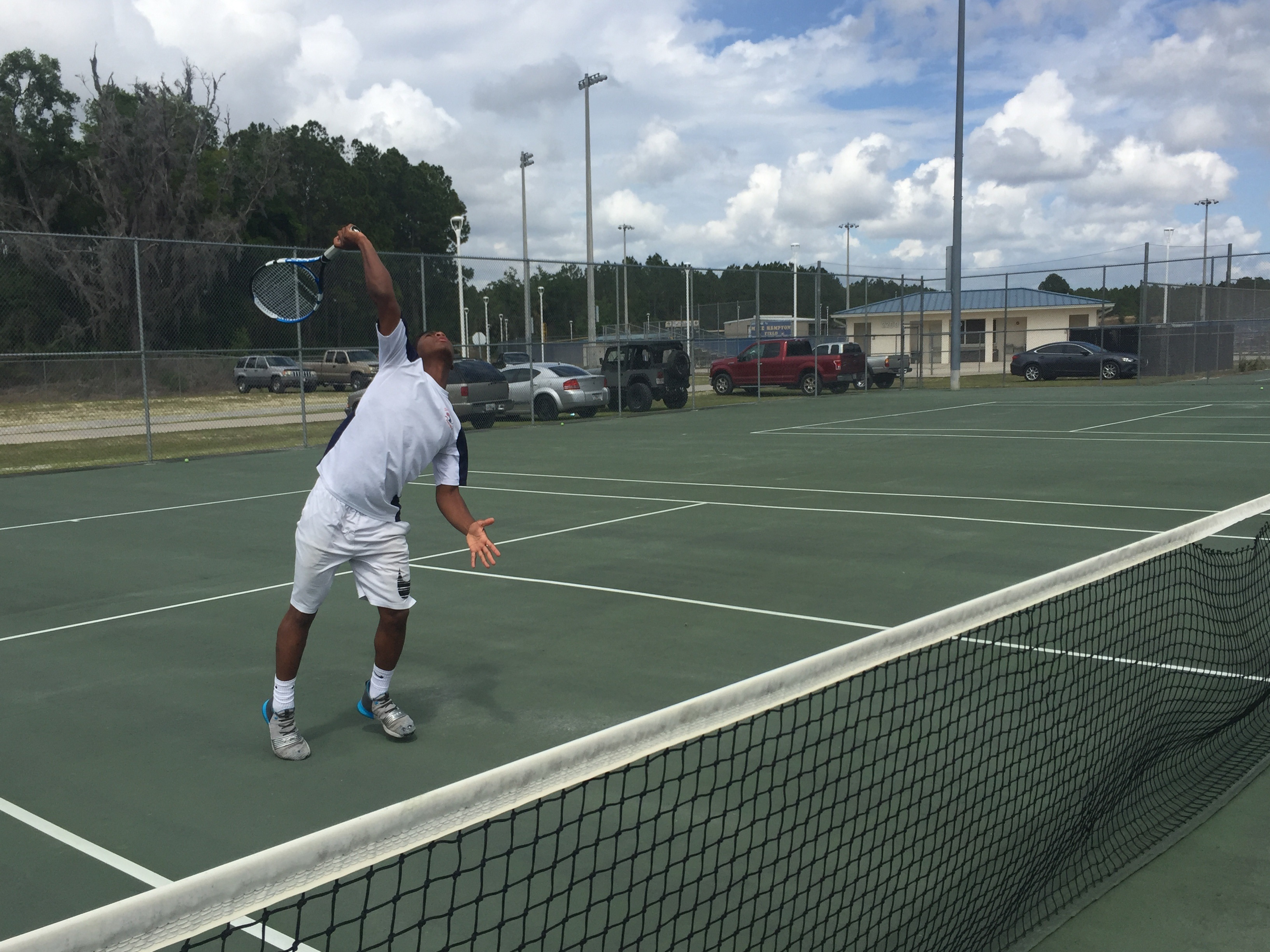 Girls Tennis Claims District Runner-Up, Boys Take County Crown