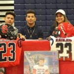 Isaiah Delgado Signs with Warner University