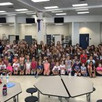Little Eagles Cheer Camp A Success