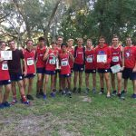 Boys Cross Country Grabs County Crown