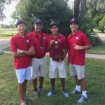 Boys Golf Crowned District Champs