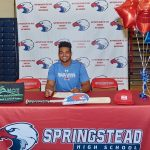Jiovel Lantigua Signs with UMass-Lowell