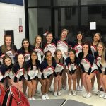 Competitive Cheer Earns State Bid In 1st Year