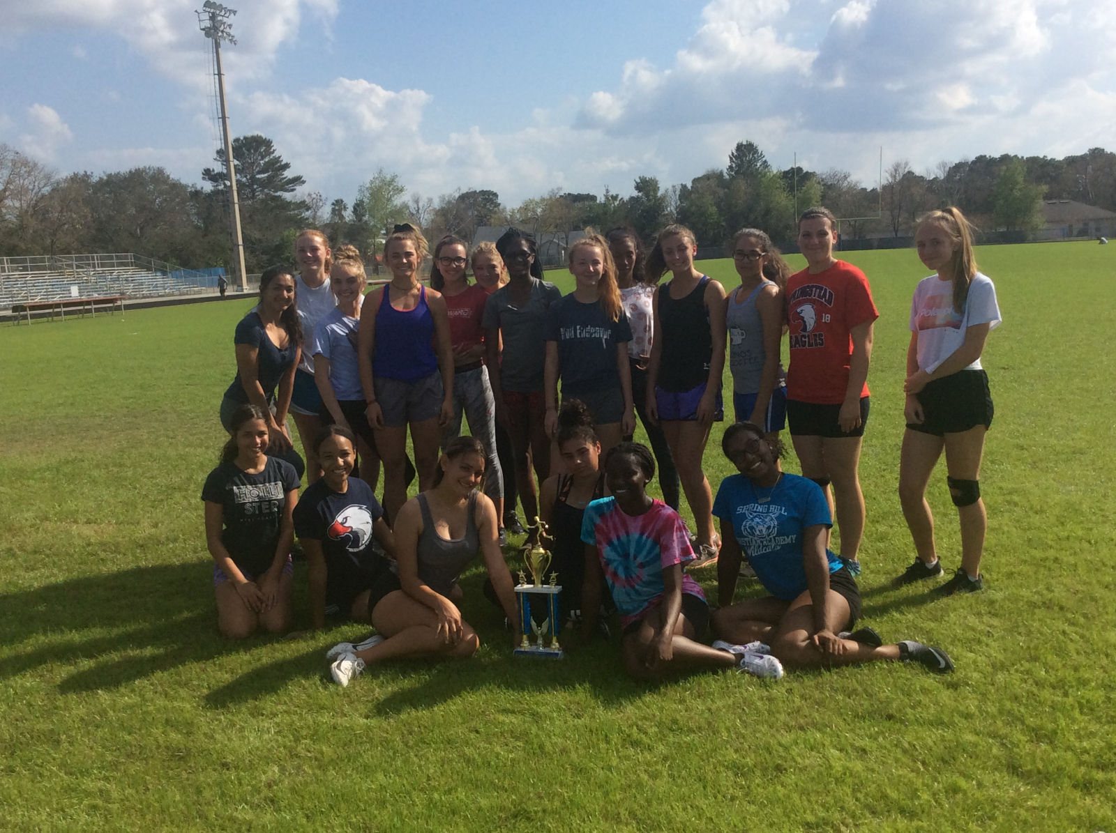 Girls Track and Field Claims Springstead Invitational Crown