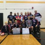Springstead Wrestling Builds on County Record, Take 32nd District Team Title