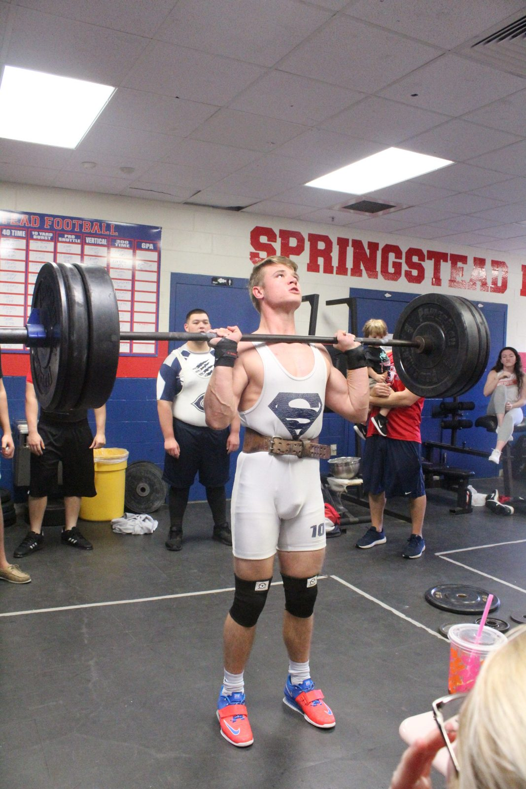 Eagles Protect The Nest: Hosts Win Boys County Weightlifting Crown