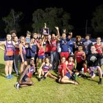 Boys Track and Field Takes Kiwanis Crown, Girls Take 2nd!