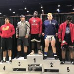 Spencer Earns Silver, Morales and Reynolds Take 4th at States