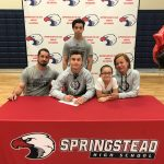 Morales Signs with Campbellsville University