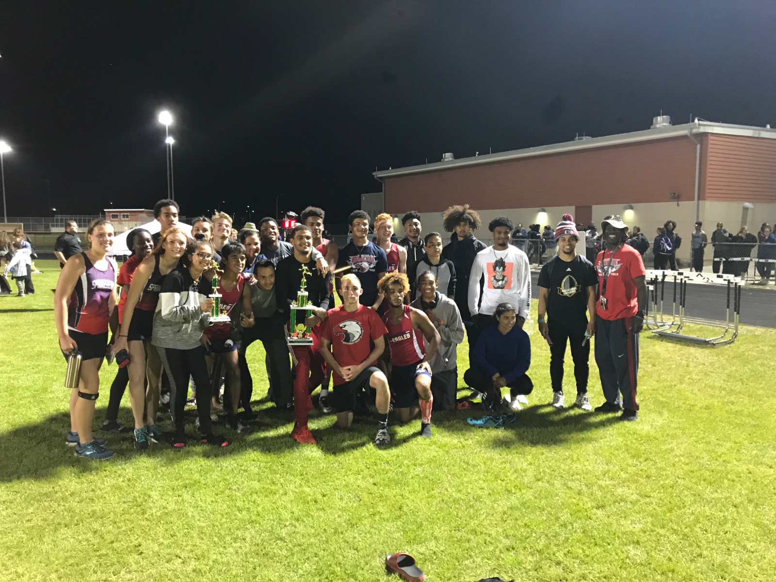 Boys Track and Field Crowned B2B Hernando/Citrus Champs, Girls Take 2nd