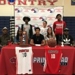 Sincere Torain Signs with Northland Community Tech College
