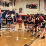 Volleyball Holds Scrimmage/Officials Training