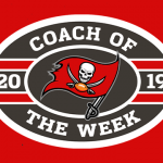 Vote 4 Coach Garofano 4 Bucs Coach of the Week!