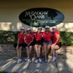 Girls Golf Takes 2nd at Inaugural GC8 Match/3rd at Districts and Advance to Regionals
