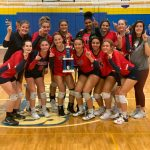 Eagles Crowned Blazers Volleyball Classic Tournament Champs