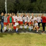 Girls Junior Varsity Soccer beats Citrus 1 – 0