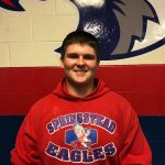 Kyle Curl – October Male Athlete of the Month