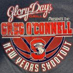 5th Annual Greg O'Connell New Years Shootout presented by Glory Days Grill