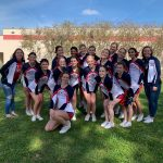 Comp Cheer Team Finishes 2nd at Regionals, Earns State Bid