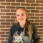 Alyssa Williams – December Female Athlete of the Month