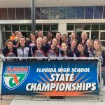 Competitive Cheer Takes State Bronze