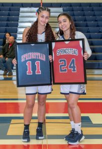 Girls Basketball – Senior Night 2020