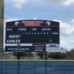 New Baseball and Softball Scoreboards