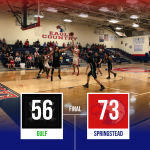 Eagles beat Gulf 73-56 in District Opening Round