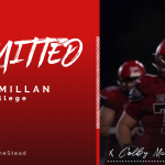 Colby McMillan Signs with Monmouth College