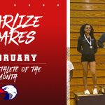 Charlize Soares – February Female Athlete of the Month
