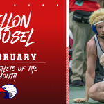 Dillon Housel – February Male Athlete of the Month