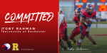 """Akm """"Toby"""" Rahman Signs with University of Rochester"""