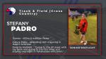 Spring Sport Senior Spotlight: Stefany Padro