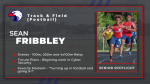 Spring Sport Senior Spotlight: Sean Fribbley
