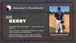 Spring Sport Senior Spotlight: Joe Berry