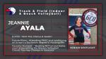 Spring Sport Senior Spotlight: Jeannie Ayala