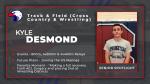 Spring Sport Senior Spotlight: Kyle Desmond