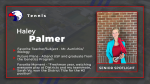 Spring Sport Senior Spotlight: Haley Palmer