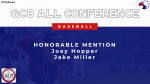 GC8 All-Conference Baseball