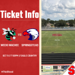 Varsity Football Ticket and Parking Info