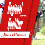 Andre El Yamani Advances to Regionals