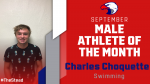 Charles Choquette – September Male Athlete of the Month