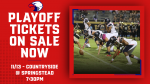 Football Playoff Tickets On Sale Now Through GoFan