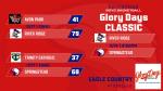 Glory Days Preseason Classic – Day 1