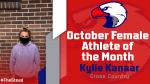Kylie Kanaar – October Athlete of the Month