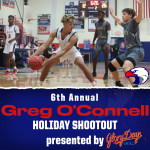 6th Annual Greg O'Connell Holiday Shootout presented by Glory Days Grill