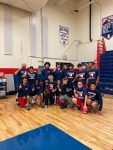 Eagles Earn 4th Straight District Duals Title