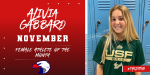 Alivia Gabbard – November Female Athlete of the Month