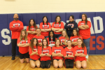 Girls Weightlifting Takes Bronze At Districts, Durrum and Sheppard Gold