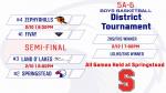 District 5A-6 Boys Basketball District Tourney